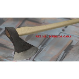 SCURE DA GARA - N.7 - M. INCOLLATO